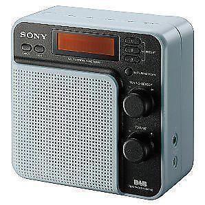 sony radio vintage portable radios ebay. Black Bedroom Furniture Sets. Home Design Ideas