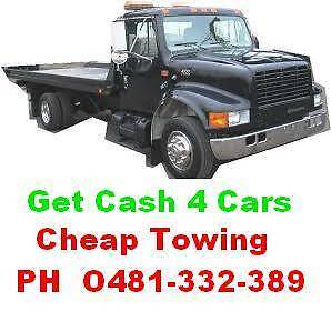 Browns Plains Cheap Car Towing Tilt Tray Tow Truck 24/7 Browns Plains Logan Area Preview