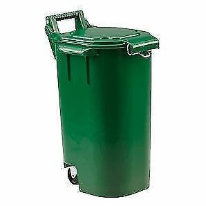 New organic, animal stopper green waste bin, can, garbage