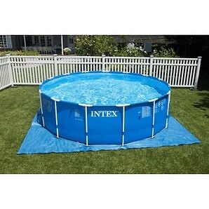 Piscine intex 15'x48""