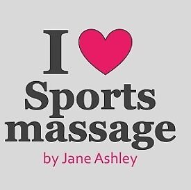 Qualified sports massage therapist