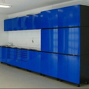 European Inspired Cabinets from Garage Systems