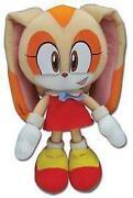 Sonic Cream Plush