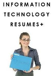 IT RESUMES + COVER LETTERS + IT WORK EXPERIENCE PLACEMENTS
