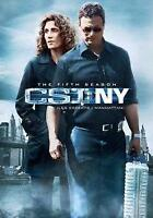 CSI :NY The fifth season 5