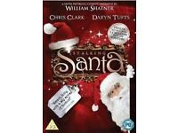 stalking santa dvd +all i want for christmas dvd