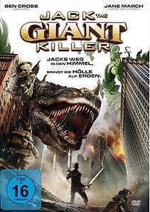 Jack the Giant Killer (DVD, 2013) Neuware