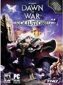 Warhammer 40,000: Dawn of War SOULSTORM (PC Game) NEW