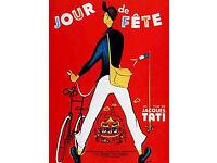 JOUR DE FÊTE (VHS VIDEO)