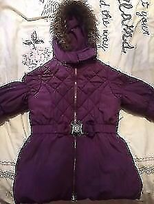 Girls winter jacket 4-5