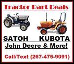 Tractor Part Deals