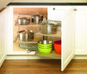 NEW HAFELE BASE CABINET ORGANIZER FRAME -NEW PRICE