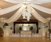 Special Event/ Wedding Back Drops