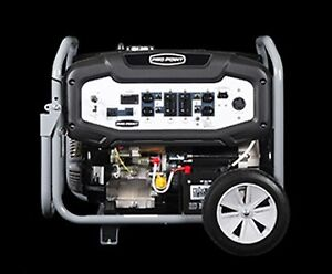9200W Portable Generator inc 30AMP transfer switch $3495