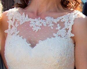 ROBE DE MARIÉE / WEDDING DRESS – Kenneth Winston