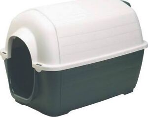 Large dog kennel - plastic Leichhardt Leichhardt Area Preview