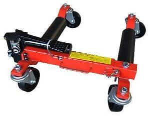 Folding Mechanical Car Wheel Dollies Dolly 134004