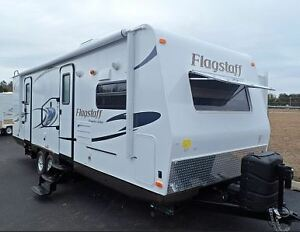 2015 Flagstaff by Forest River 26FKWS 1LEFT AT THIS SALE PRICE