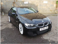 Rare BMW 3 Series 3.0 335d AUTOVOGUE! only 67960miles! MUST BE SEEN!