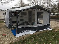 Walker Touring Plus Awning for Eriba Troll in excellent condition