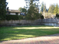 Central Coquitlam Duplex w/ huge yard for Rent