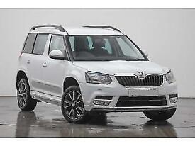 2014 (64) SKODA YETI 2.0 BLACK EDITION TDI CR 5DR