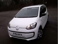 2014 VOLKSWAGEN UP TAKE UP HATCHBACK PETROL