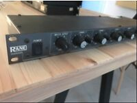 Rane SM26S Six channel rack mount mixer / splitter.
