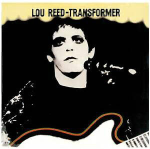 Transformer by Lou Reed CD