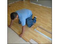 Laminate flooring fitter ONLY £4 PER METRE!