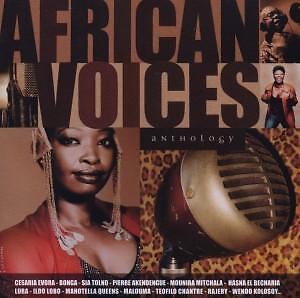 African Voices Anthology von Various Artists (2012)