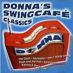 cd - Various - Donna's Swingcafé Classics