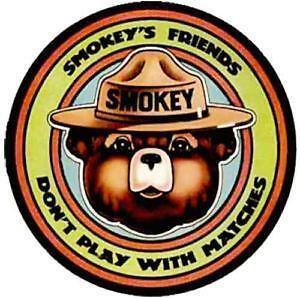Smokey The Bear Costume Ebay