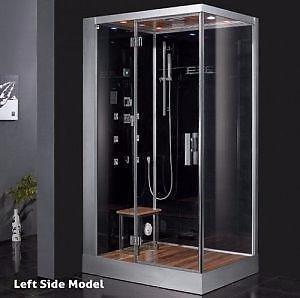 DZ959F8 Steam Shower 47.25x35.4x89