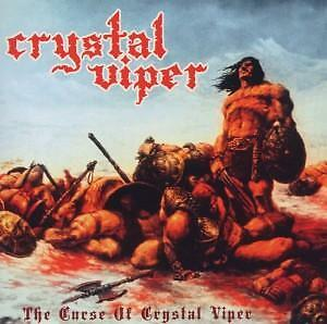CRYSTAL VIPER - The Curse Of Crystal Viper - CD - 163662