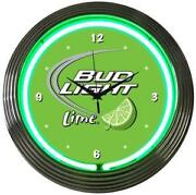 Bud Light Lime Sign