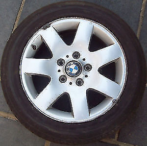 4 OEM bmw 16'' rims for bmw 3 series 1999 to 2006