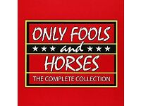 ONLY FOOLS & HORSES COMPLETE COLLECTION