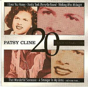 """PATSY CLINE """"TWENTY TRACK COLLECTION"""" BRAND NEW WRAPPED CD London Ontario image 1"""