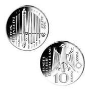 10 Euro Gedenkmünzen PP