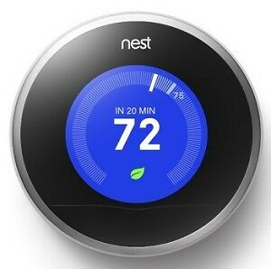 Nest Learning Thermostat (2nd Generation)