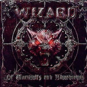 Wizard - Of Wariwulfs And Bluotvarwes CD, NEU/OVP