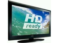 """Logik 26"""" HD TV with Freeview & Integrated DVD player"""