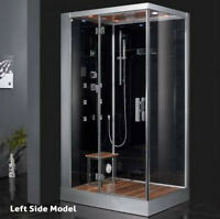 "New  EAGO Steam shower 47.25""x35.5""  Demo Clearance"