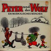 Peter Und Der Wolf LP