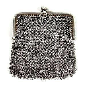 Vintage Sterling Silver Purses