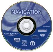 Jeep Navigation Disc