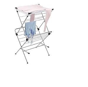 Indoor/Outdoor clothes dryer for only $11.99. Excellent cond.