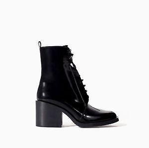44d777acf76a6 Zara Boots Size 3