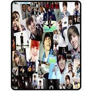 Justin Bieber Blanket